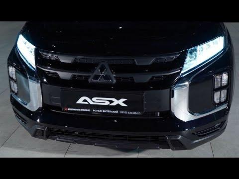 Обзор Mitsubishi ASX Black Edition  c Олей Богдановой и Алексеем Данковым | 02:00:48 | курильский поленница