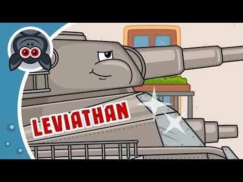 Восстановление Левиафана. Стальные монстры. Мультики про танки | 02:07:05 | жгучий металлофон