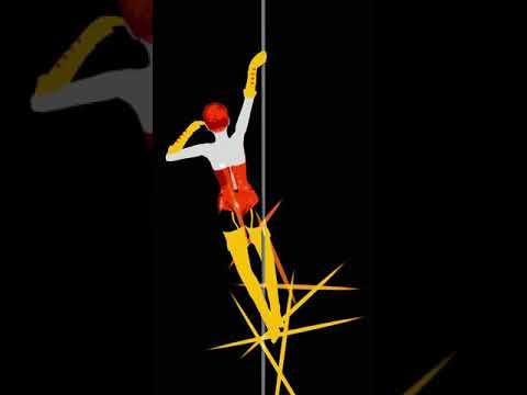 Потанцуй со мной // Пилон // 3D // Анимация // Танец на пилоне // IOWA || короткое видео | 02:07:55 | несведущий теин